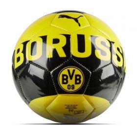 BVB Fan Football - Yellow - Size 5