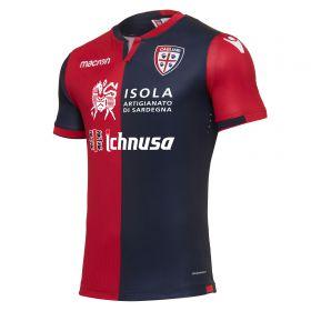 Cagliari Home Shirt 2017-18