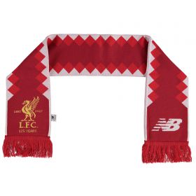 Liverpool Scarf - Red Pepper