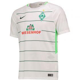 Werder Bremen Away Stadium Shirt 2017-18