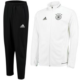 Germany Training Suit - White