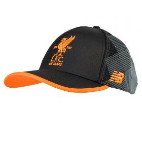 Liverpool Anniversary Cap - Black
