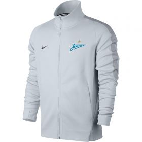 Zenit St. Petersburg Authentic Franchise Jacket - White