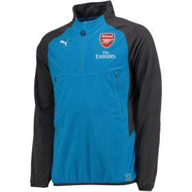 Arsenal Training Fleece - Blue