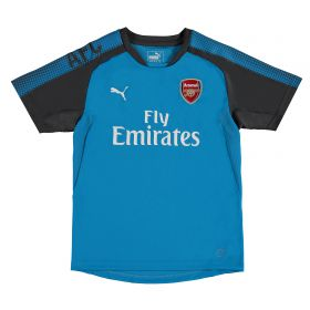 Arsenal Training Jersey - Blue - Kids