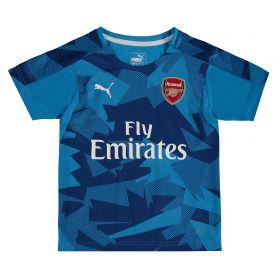 Arsenal Training Stadium Jersey - Blue - Kids