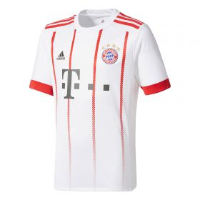 Bayern Munich Third Shirt 2017-18 - Kids with Vidal 23 printing