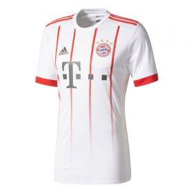 Bayern Munich Third Shirt 2017-18 with Thiago 6 printing