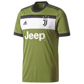 Juventus Third Shirt 2017-18 with Rugani 24 printing