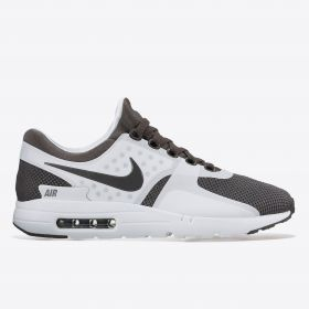 Nike Air Max Zero Essential Trainers - Midnight Fog/Midnight Fog/Summit White