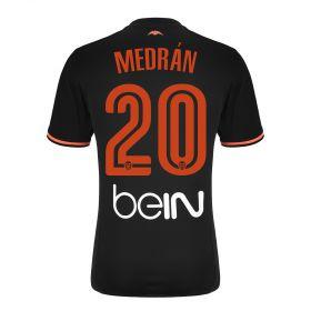 Valencia CF Away Shirt 2016-17 - Kids with Medrán 20 printing
