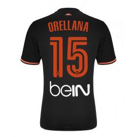 Valencia CF Away Shirt 2016-17 - Kids with Orellana 15 printing