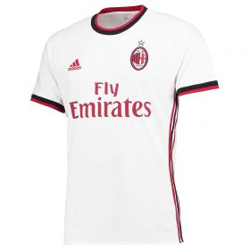 AC Milan Away Shirt 2017-18 with Romagnoli 13 printing