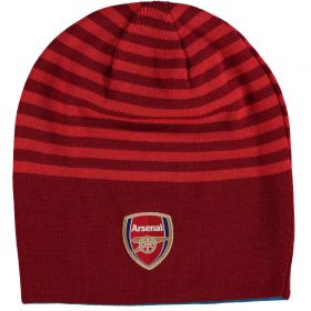 Arsenal Reversible Beanie - Red - Blue