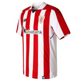 Athletic Bilbao Home Shirt 2017-18