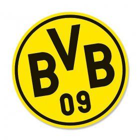 BVB Round Mousepad