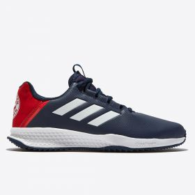 Bayern Munich Astro Turf Trainers - Navy - Kids