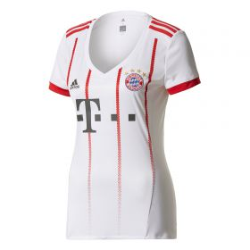 Bayern Munich Third Shirt 2017-18 - Womens with Thiago 6 printing