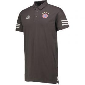 Bayern Munich UCL Training Polo - Dark Green