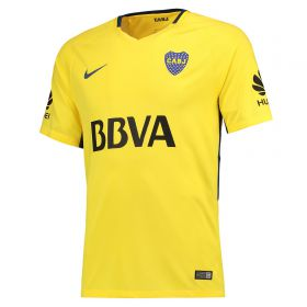 Boca Juniors Away Stadium Shirt 2017-18