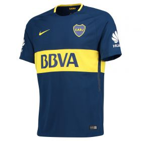 Boca Juniors Home Stadium Shirt 2017-18