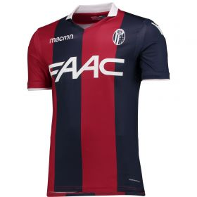 Bologna Home Shirt 2017-18