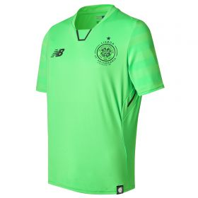 Celtic Third Shirt 2017-18 - Kids with Lustig 23 printing