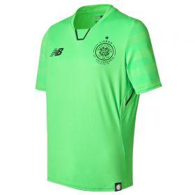 Celtic Third Shirt 2017-18 - Kids with Simunovic 5 printing