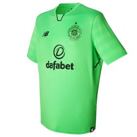 Celtic Third Shirt 2017-18 with Tierney 63 printing