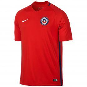 Chile Home Shirt 2016-17