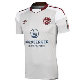 FC Nurnberg Away Shirt 2017-18 - Kids