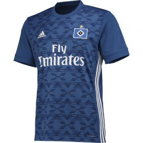 Hamburg Away Shirt 2017-18