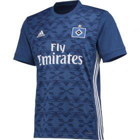 Hamburg Away Shirt 2017-18 - Kids