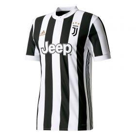 Juventus Home Adi Zero Shirt 2017-18 with Mandžukic 17 printing