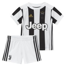 Juventus Home Baby Kit 2017-18 with D. Costa 11 printing