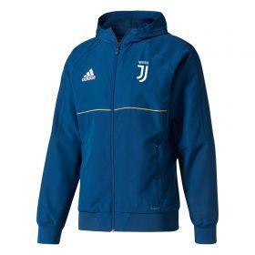 Juventus Training Presentation Jacket - Dark Blue