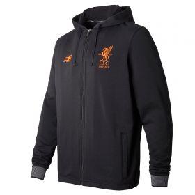 Liverpool Elite Travel Hoody - Black