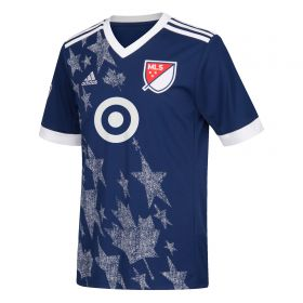 MLS All Star Shirt 2017 - Kids with David Villa 7 printing
