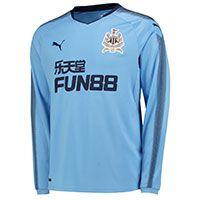 Newcastle United Away Shirt 2017-18 - Long Sleeve with Yedlin 22 printing