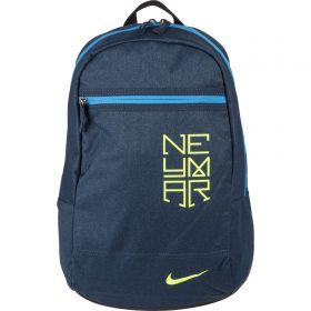 Nike Neymar Backpack - Armory Navy/Black/Volt