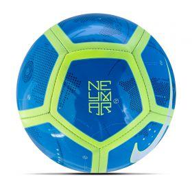 Nike Neymar Skills Football - Blue Orbit/Volt/White - Mini