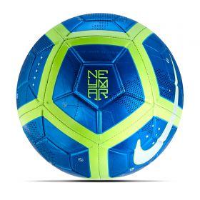 Nike Neymar Strike Football - Blue Orbit/Volt/White - Size 5