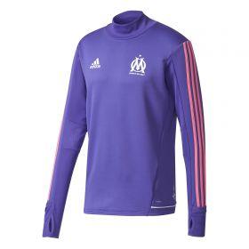 Olympique de Marseille Cup Training Top - Purple