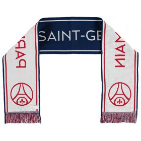 Paris Saint-Germain Scarf - Navy - Adult