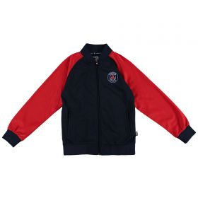 Paris Saint-Germain Track Jacket - Navy/Red - Junior