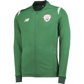 Republic of Ireland Elite Training Walk Out Jacket - Green