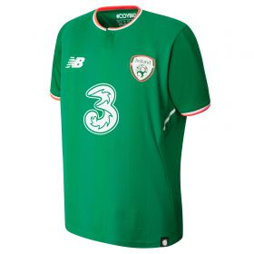 Republic of Ireland Home Shirt 2017-19 - Kids
