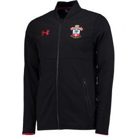 Southampton Stadium Jacket - Black
