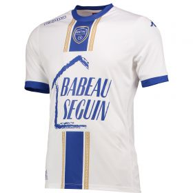 Troyes AC Away Shirt 2017-18
