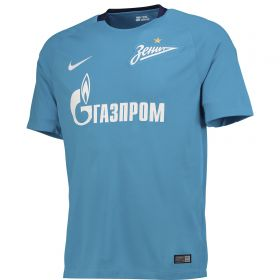 Zenit St. Petersburg Home Stadium Shirt 2017-18